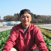 野菜の匠、堀越一仁さん